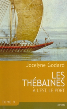 Poche - France-Loisirs - Les Thébaines - Tome 09